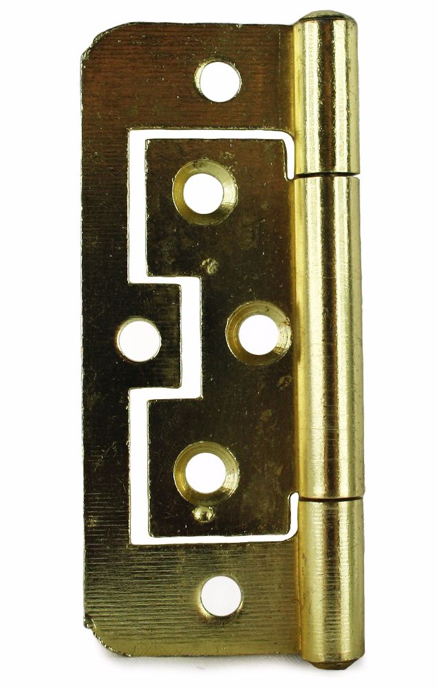60mm (2 1/2 in.) 105 Flush Hinges EB (Pair)