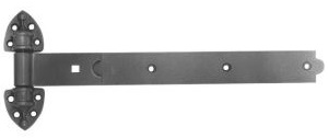 Perrys 24'' Heavy Reversible Hinge Black (Pr)