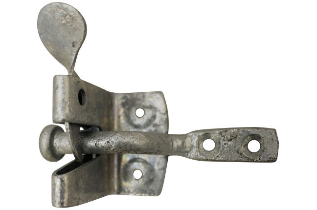 57mm #1822 Heavy Auto Gate Catches Galv