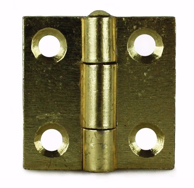25mm (1 in.) 1838 Steel Butt Hinge EB (Pair)