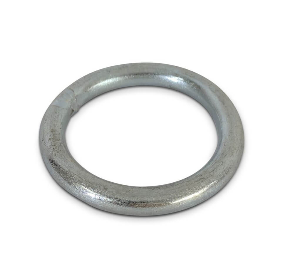 Perrys 25mm x 4.0mm No.327 Welded Steel Rings