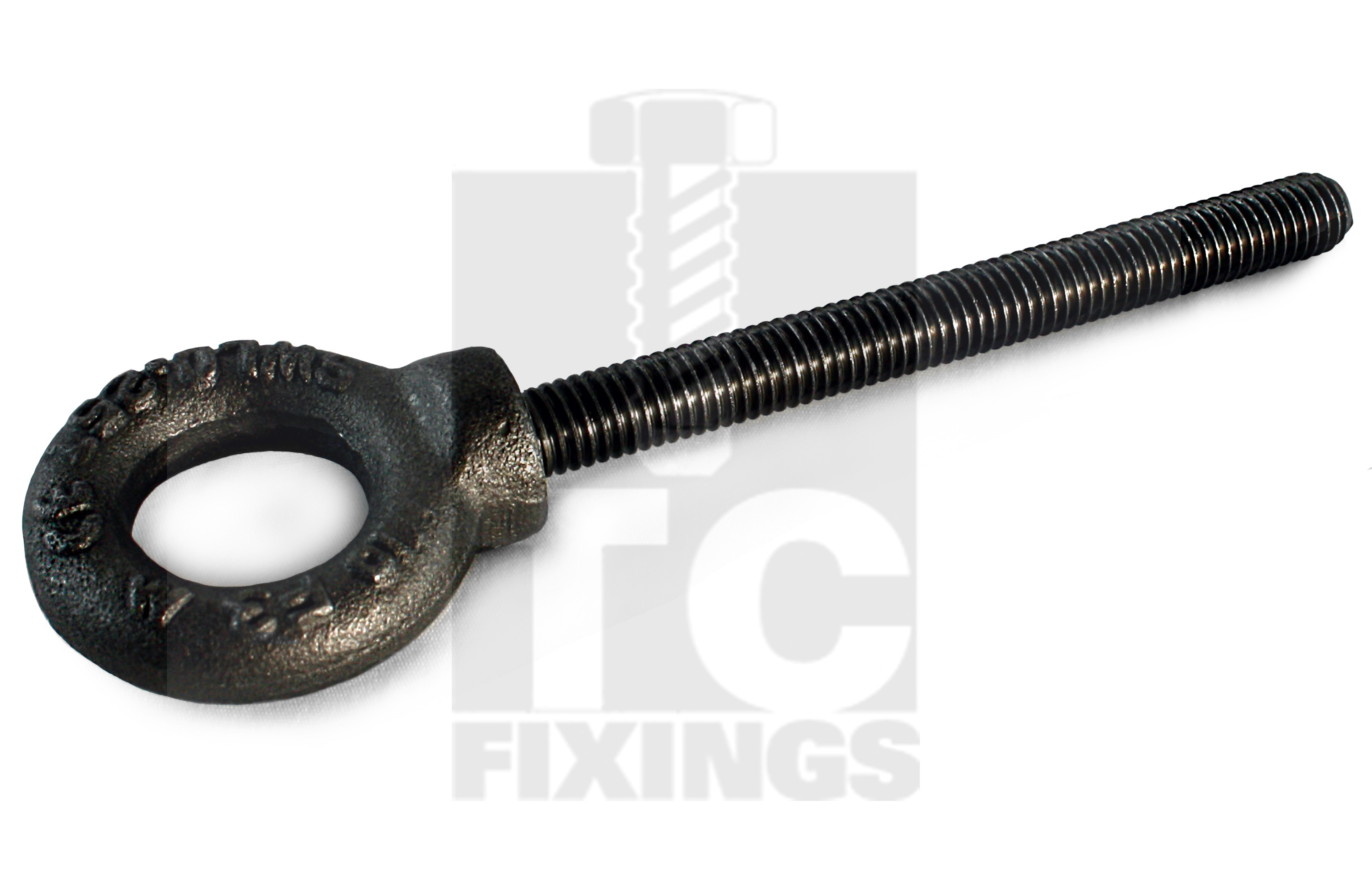 M10 x 102mm Long Shank Dynamo Eye Bolts