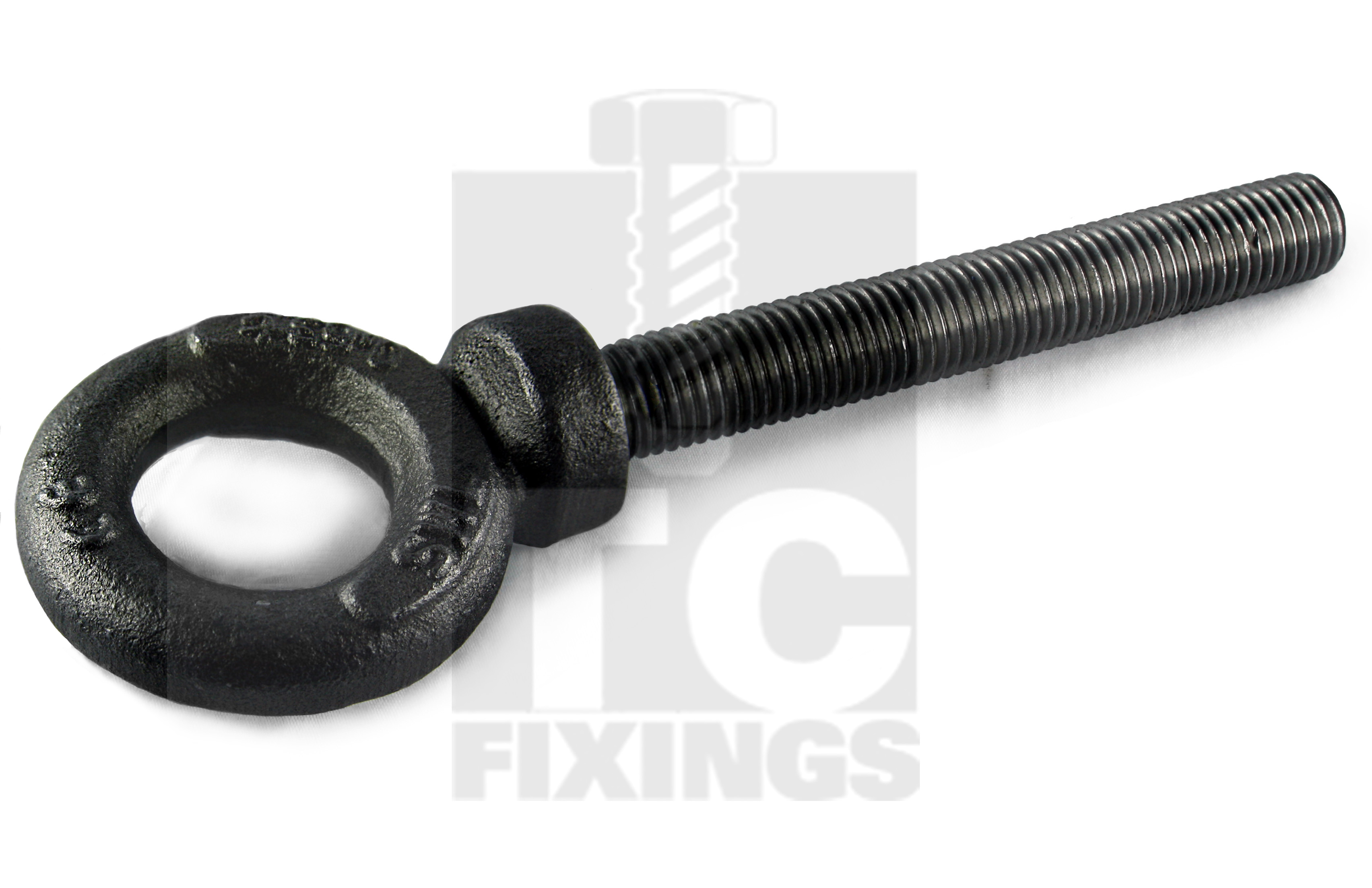 M16 x 115mm Long Shank Dynamo Eye Bolts