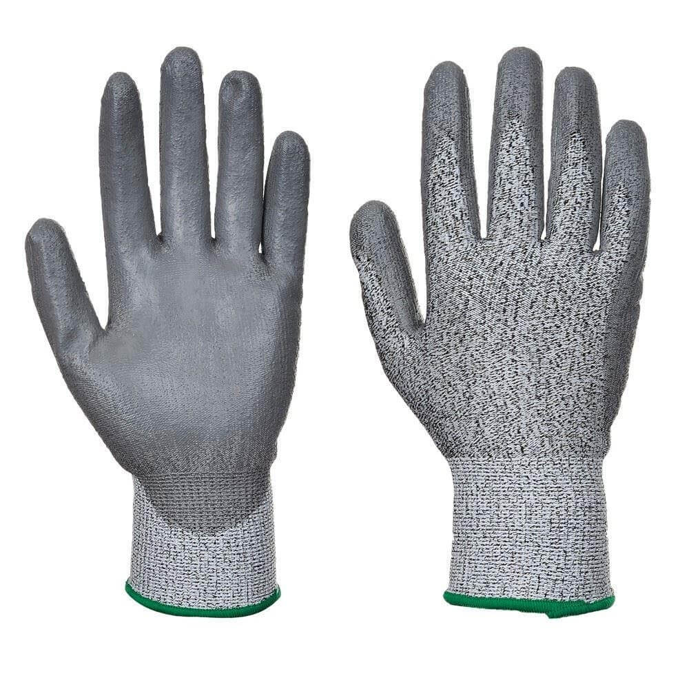 A622 Cut 5 PU Palm Glove SZ 10 X-Large