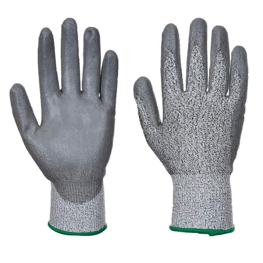A622 Cut 5 PU Palm Glove SZ 10 X-Large