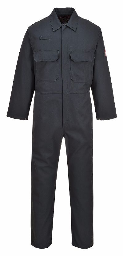 BIZ1 Bizweld Overall Black 3XL Regular Leg