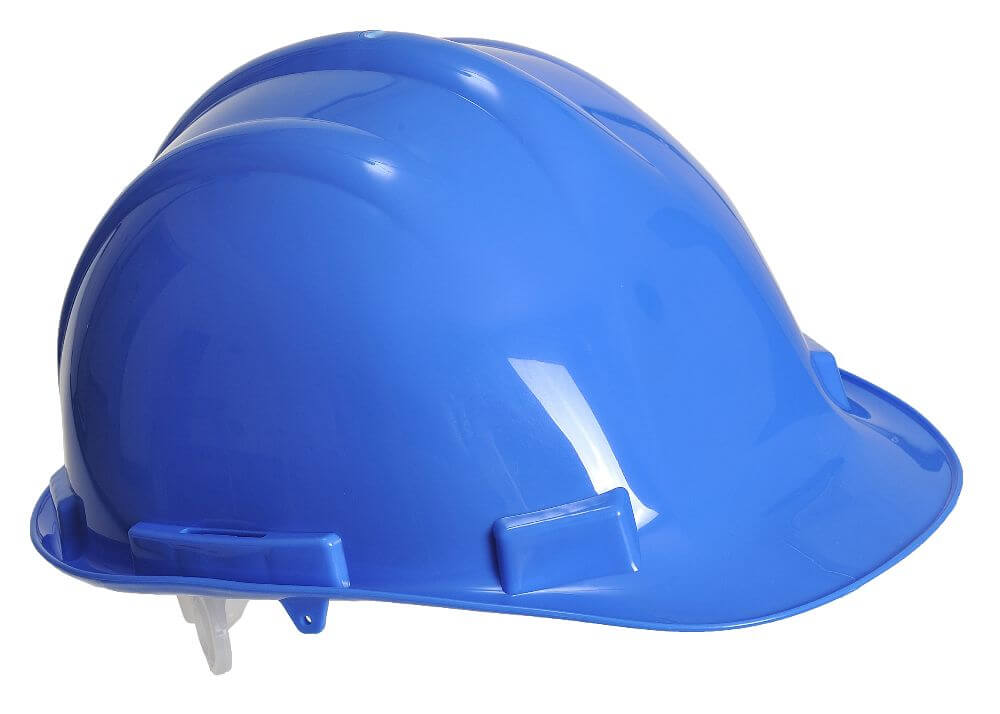 PW50 Blue Endurance Safety Helmet