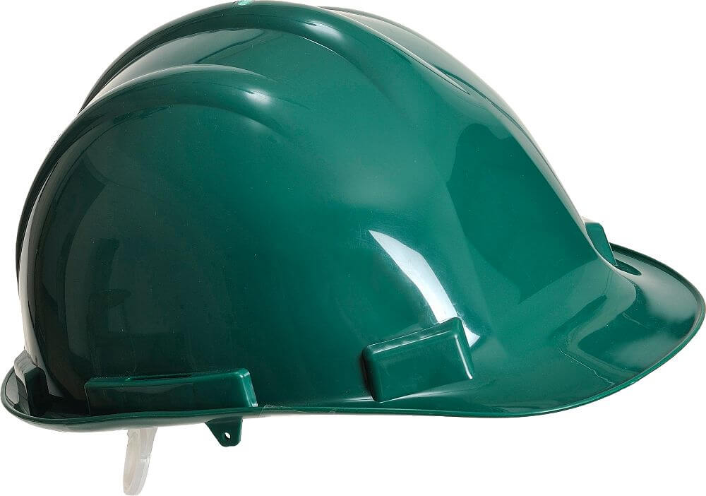 PW50 Green Endurance Safety Helmet