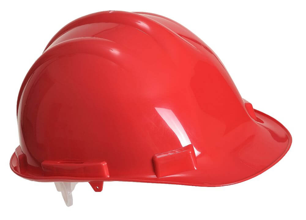 PW50 Red Endurance Safety Helmet