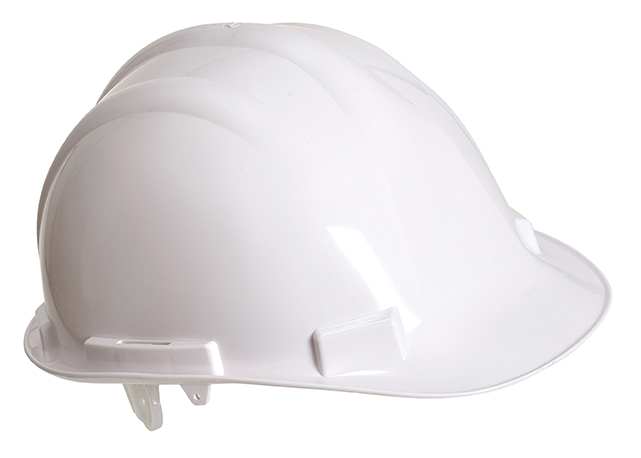 PW51 White Endurance Safety Helmet