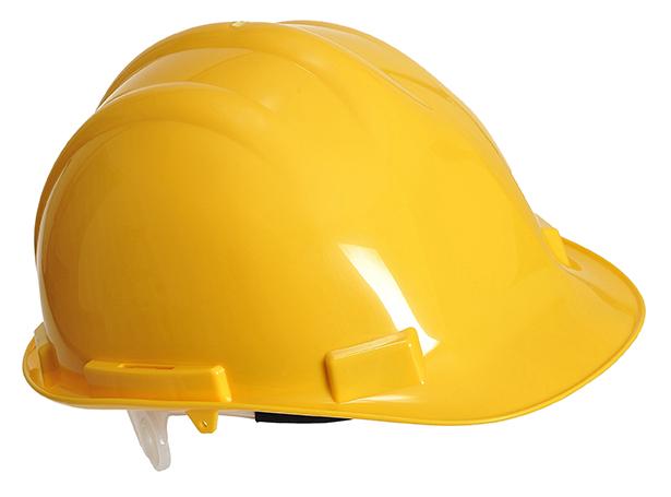 PW51 Yellow Endurance Safety Helmet