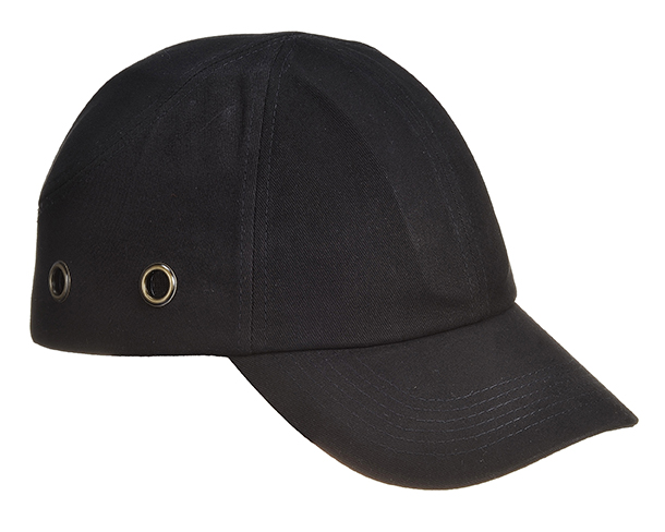 PW59 Bump Cap Black