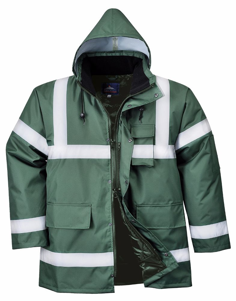 S433 Iona Lite Jacket Forest Green 2X-Large