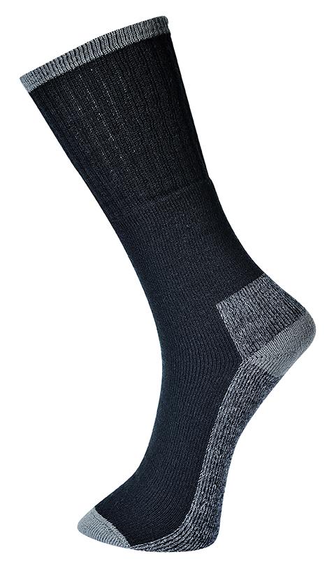 SK33L Work Socks Pack 3 Sizes 44-48