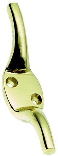PB131A Cleat Hook PB 2½ x 5/8 (64 x 16)