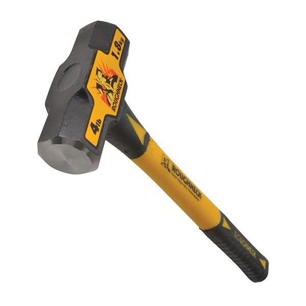 ROUGHNECK Sledge Hammer 4.5kg (10lb) Fibregla