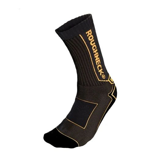 Roughneck Compression Work Socks - Twin Pack