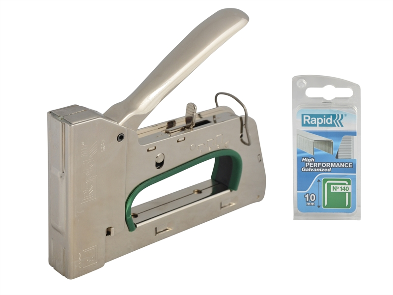 Rapid H/Duty Staple Gun R34