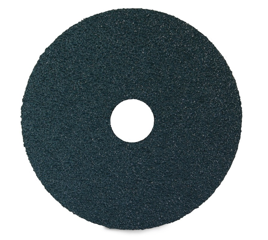 Sait 100mm Zirc (Blue) Fibre Disc P120