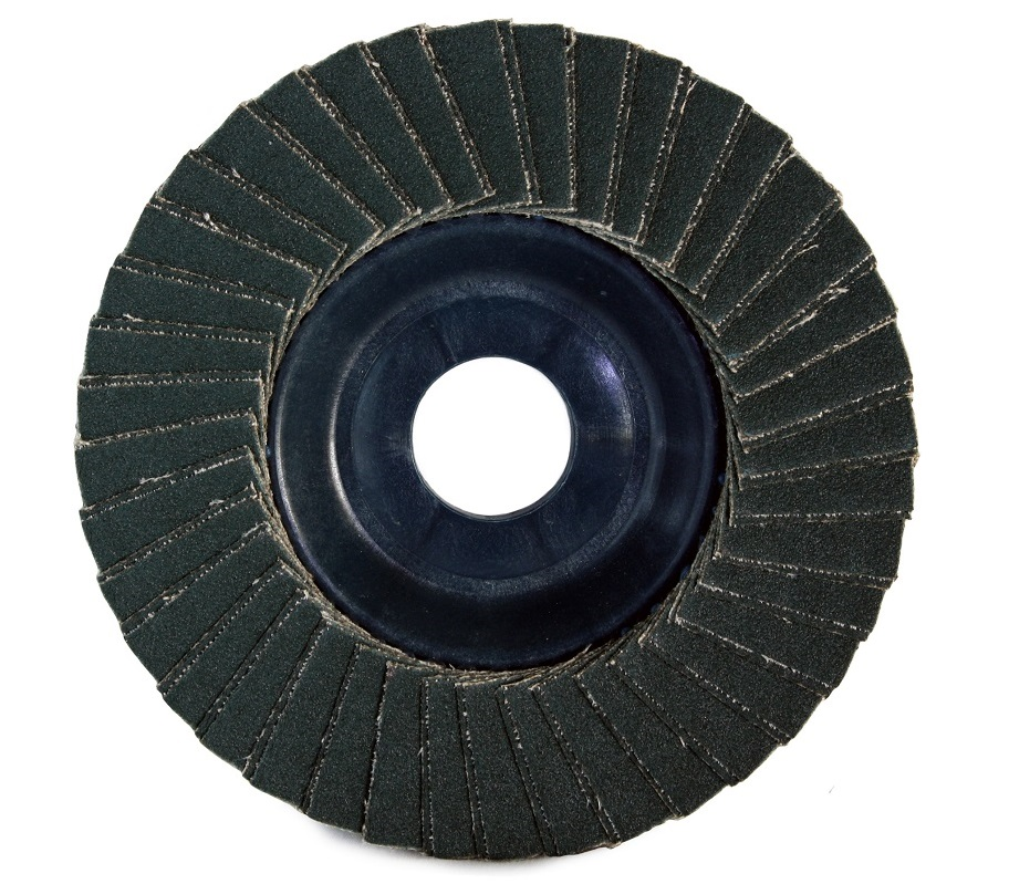 Sait 115mm P120 Zirconia Flap Disc