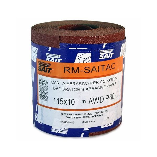 Sait P60 115mm x 10M Paper Roll