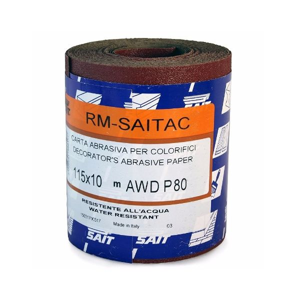 Sait P80 115mm x 10M Paper Roll