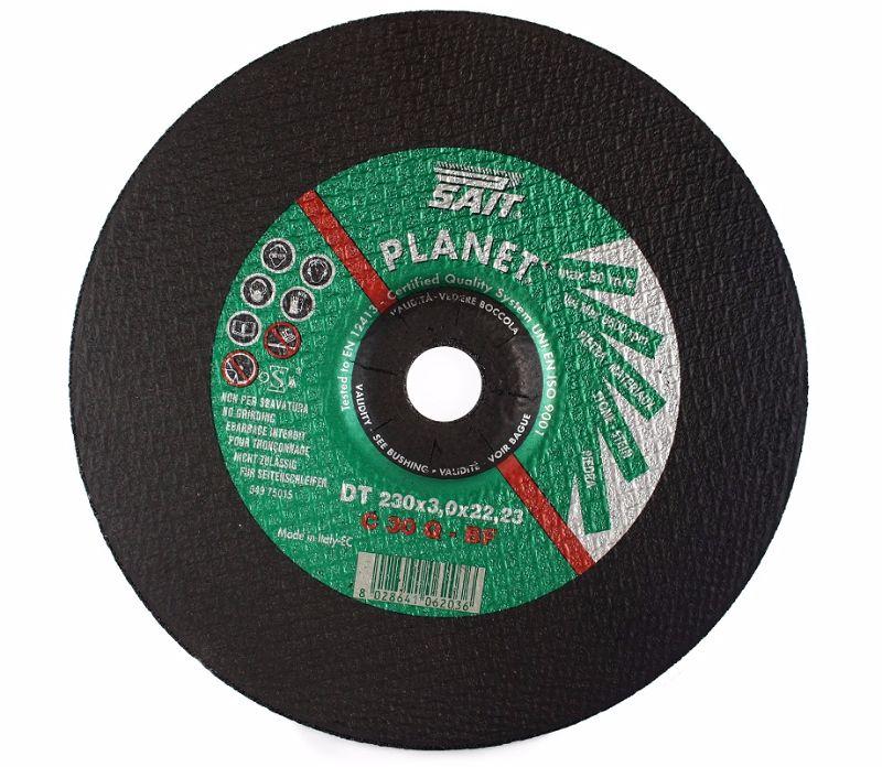 230 x 3 x 22.23 Sait Stone Cutting Disc