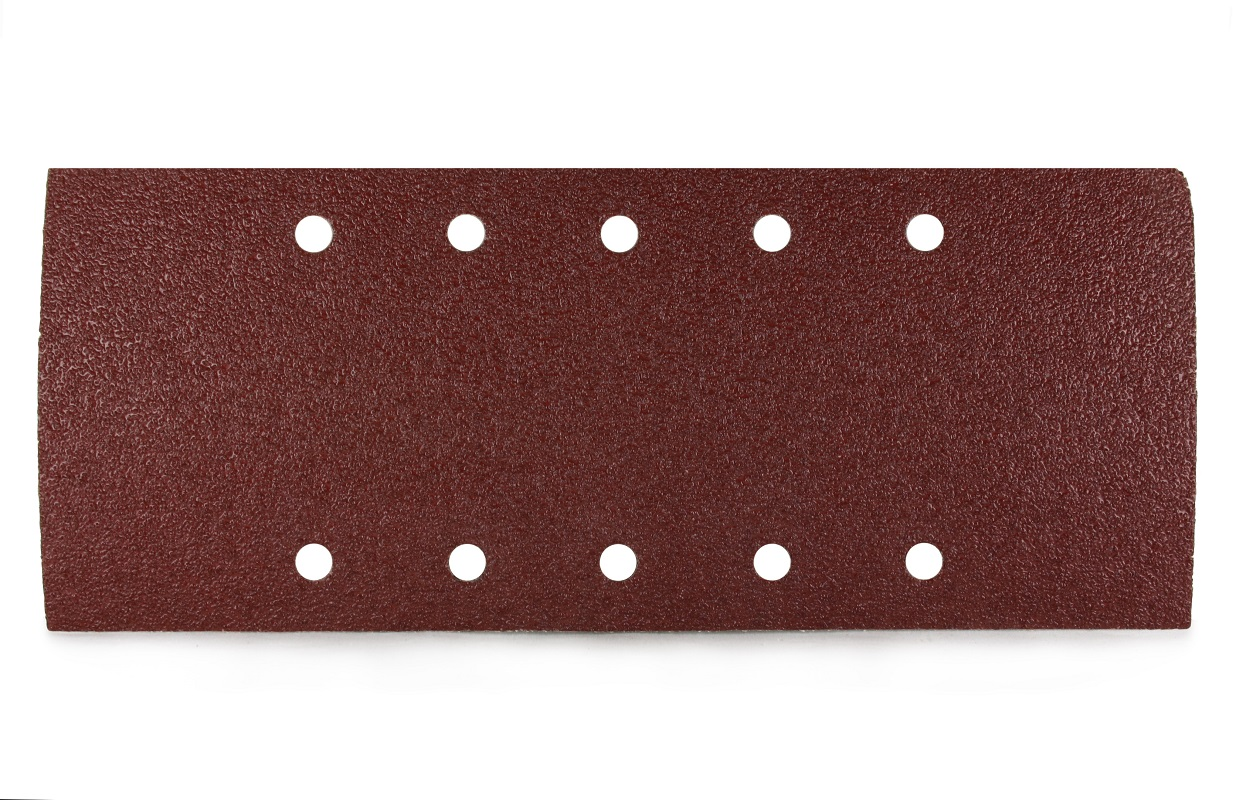Sait Abrasive Sheet P40 115 x 280mm 10 Holes