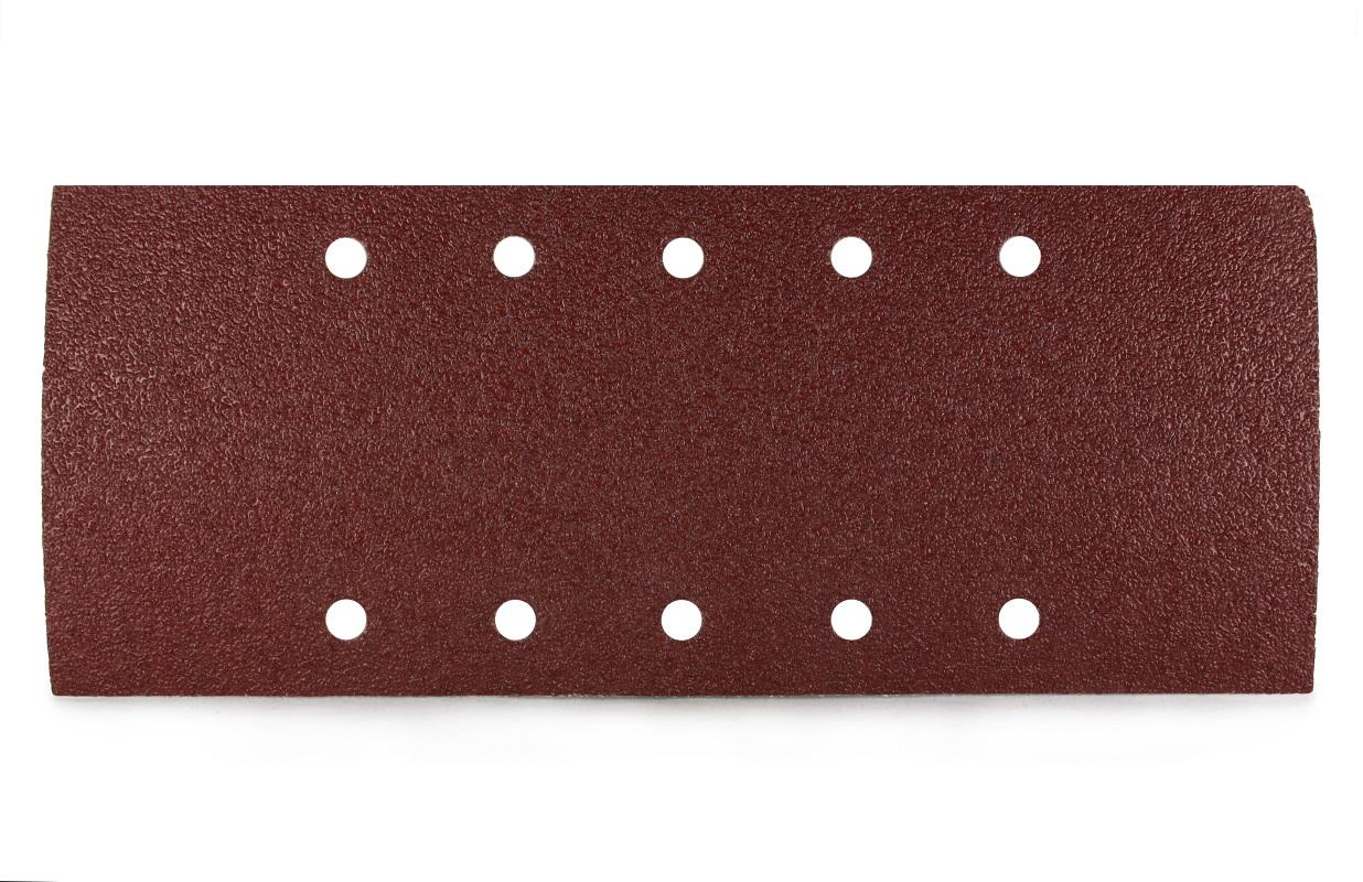Sait Abrasive Sheet P80 115 x 280mm 10 Holes
