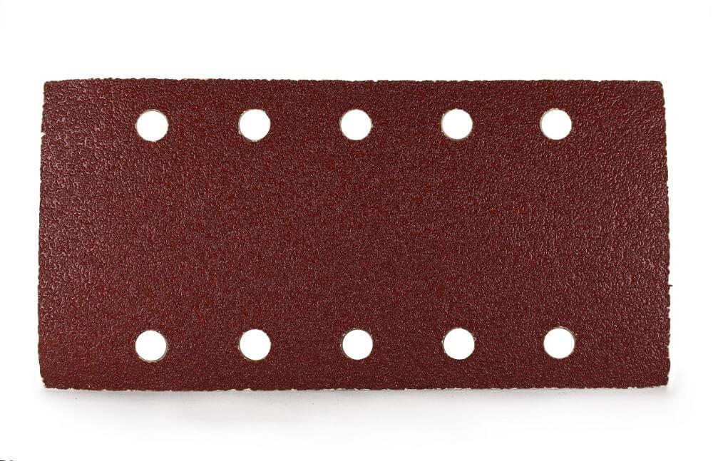 Sait Velcro Sheet 117 x 250 P40G 10 Holes