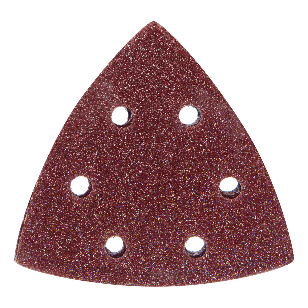 Sait 88 x 93 Velcro Triangles P80 - 6 Holes