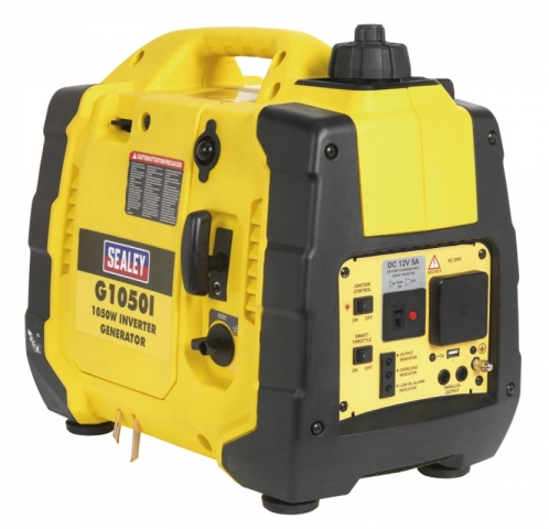 Sealey G1050I Generator Inverter 1050W 230V 4