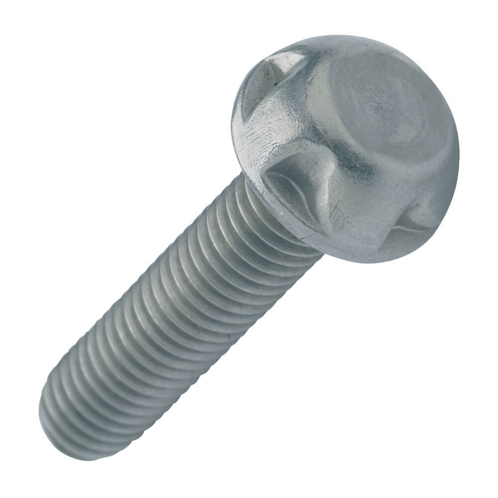 M8 x 25mm Kinmar Removable Bolt Zinc (CR-3)