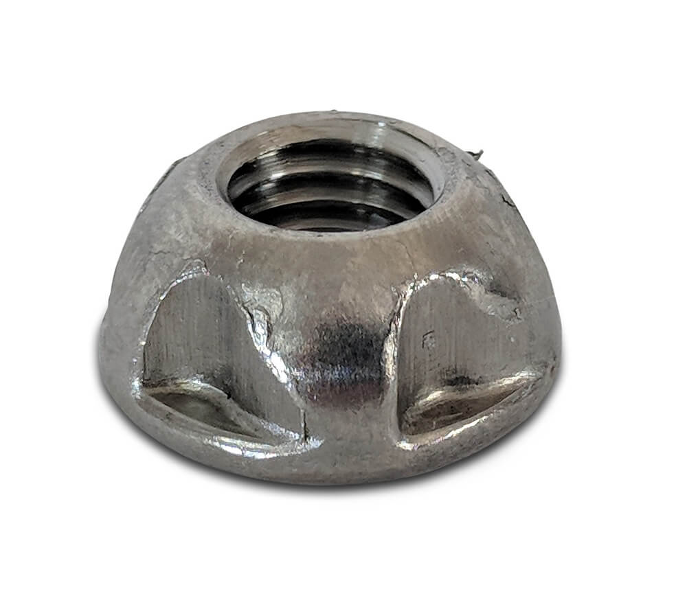 M6 Kinmar Removable Nut A2 Stainless