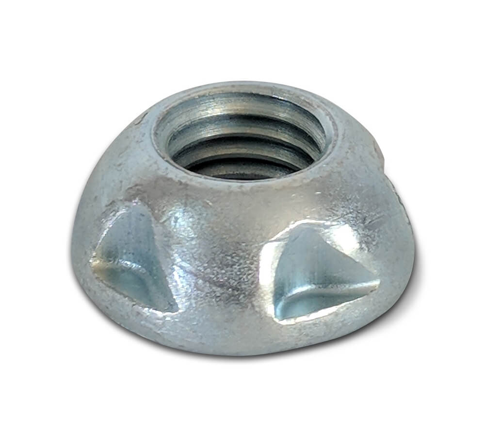 M8 Kinmar Removable Nut Zinc