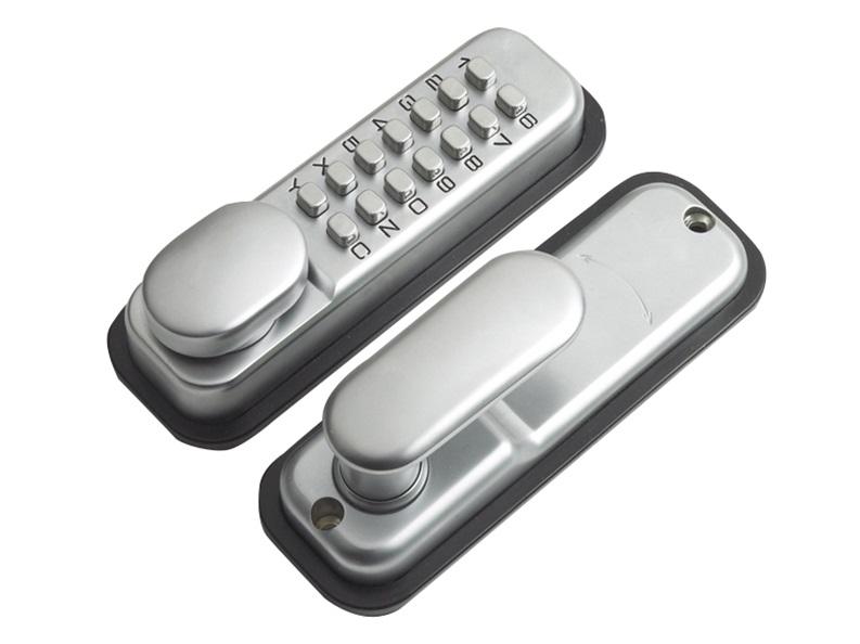 Securefast SBL310 Digital Lock Satin Chrome