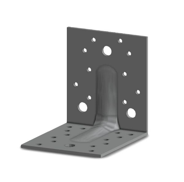 Simpson ABR105R 90x105x105mm Angle Bracket