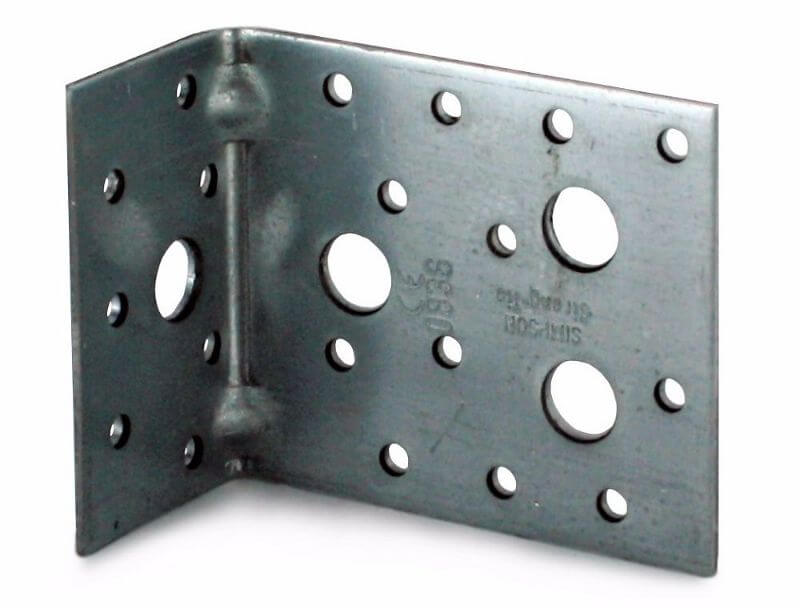 Simpson EB/7076 76x90x48mm Angle Bracket