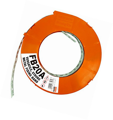 Simpson FB-20A Multipourpose Strap 10M Roll