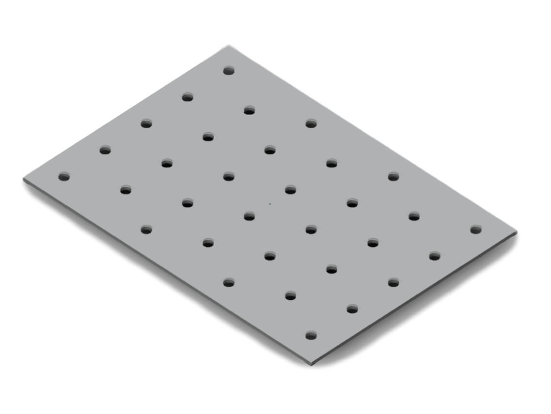 Simpson NP100/140 Nail Plate