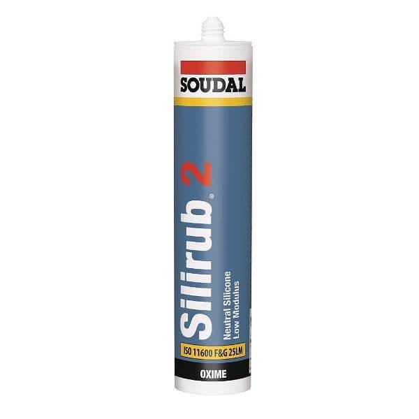 Silirub® 2 Anthracite Low Mod Silicone 300ml