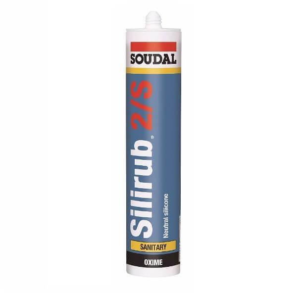 Silirub® 2/S Clear Sanitary Silicone 310ml