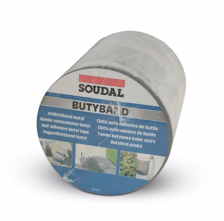 Soudal Butyband Lead Flashing Tape 150mmx10m