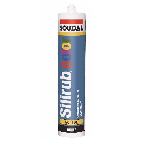 Silirub® COLOR Silicone RAL 7015 Slate Grey