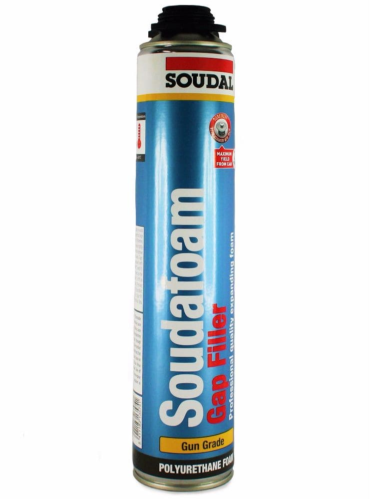 SOUDAFOAM® Gap Filler Foam Gun Grade 750ml