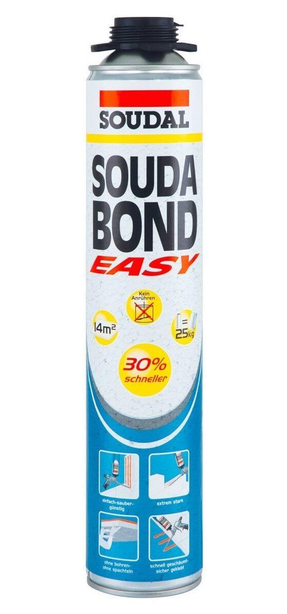 Soudabond Easy Gun Grade PU Adhesive 750ml