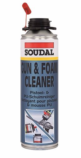 SOUDAFOAM® Gun   Foam Cleaner 500ml