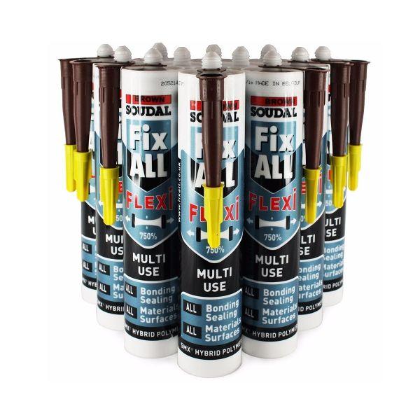 Fix All® Flexi Brown 290ml (Box of 12)