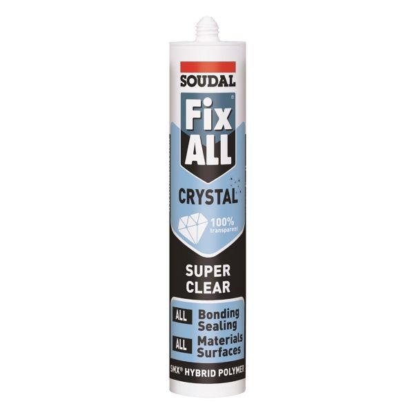 Soudal Fix ALL | Fix All Flexi | Fix All High Tack | Fix Alll ...