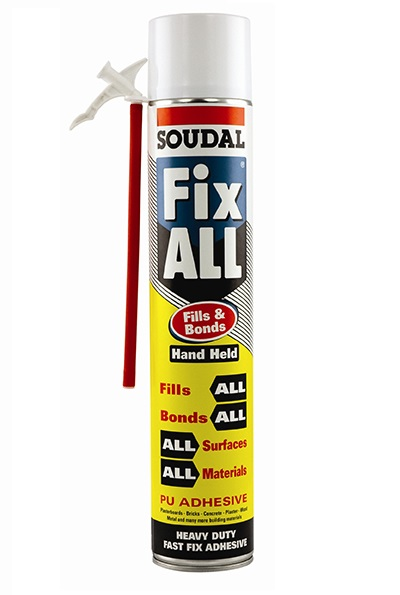 Fix All® 750ml Hand Held Foam